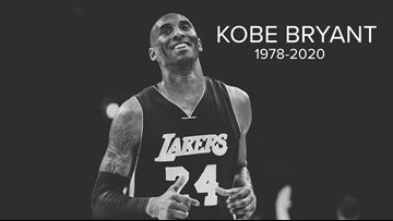 Central Georgia athletes, coaches react to deaths of Kobe Bryant and his daughter
