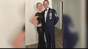 Robins Air Force Base woman nominated for 'Military Spouse of the Year' award