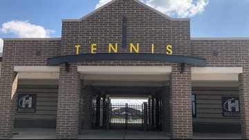 VERIFY: Are new Houston County high school tennis courts available for public use?