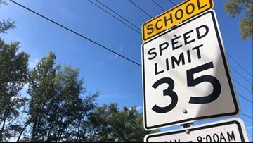 'Slow down:' Speeding through school zones in Houston County raises concerns