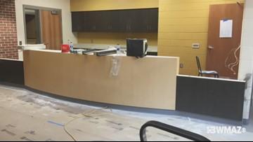 Northeast High School nearing end of renovations