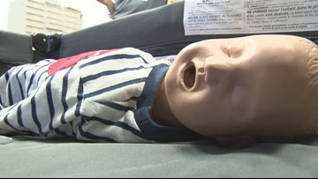 Baldwin County to begin D.O.S.E. program to curb infant deaths