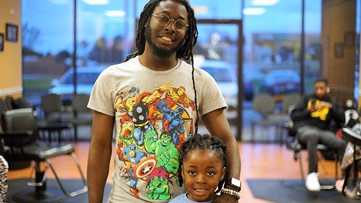 Natural hair movement: What having locs means to a father and son