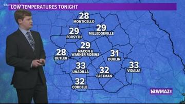 Austin's Saturday Night Forecast 1-26-2019