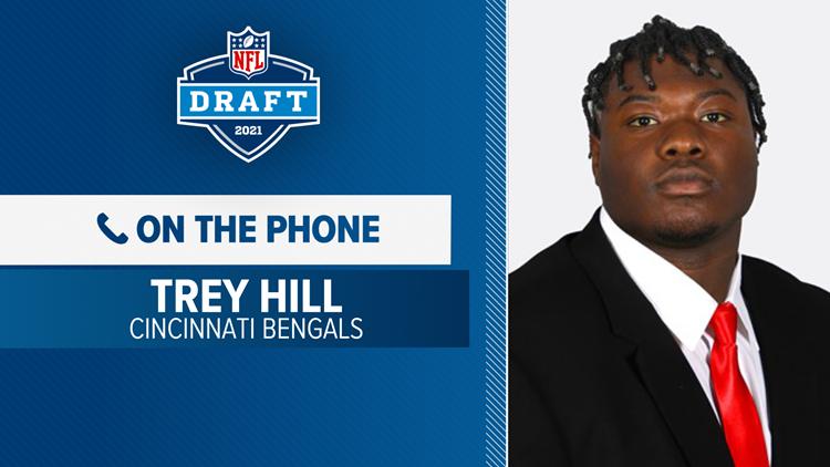 Trey Hill, Malik Herring react to NFL achievements