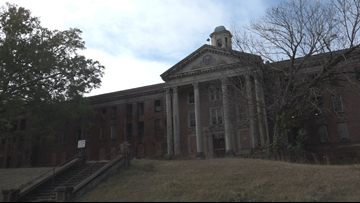 Central State Hospital named a 'Place in Peril'