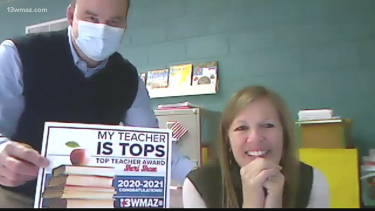 My Teacher is Tops: Sheri Shaw