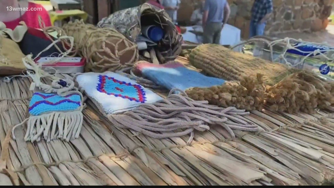 16th Annual Fort Hawkins Archaeology Day held in Macon