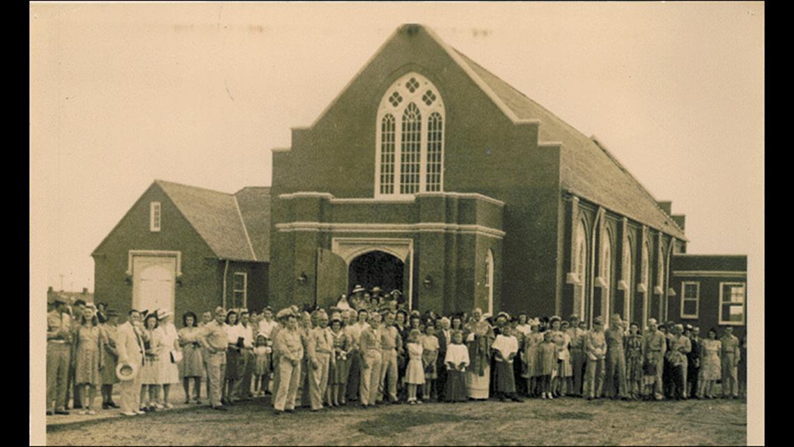 Sacred Heart Catholic Church celebrates 75 years in Warner Robins