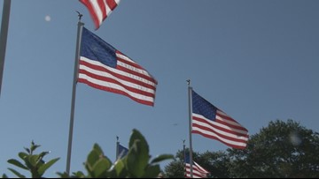 'It's important to me as a Prisoner of War:' Veteran on Flag Day ceremony at Dublin VA
