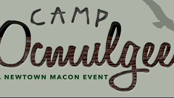 Camp Ocmulgee | NewTown Macon to hold weekend summer camp event for the whole family