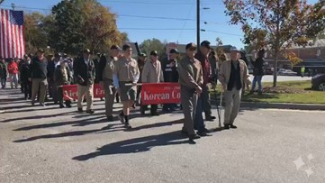 City of Gray honors veterans with special event