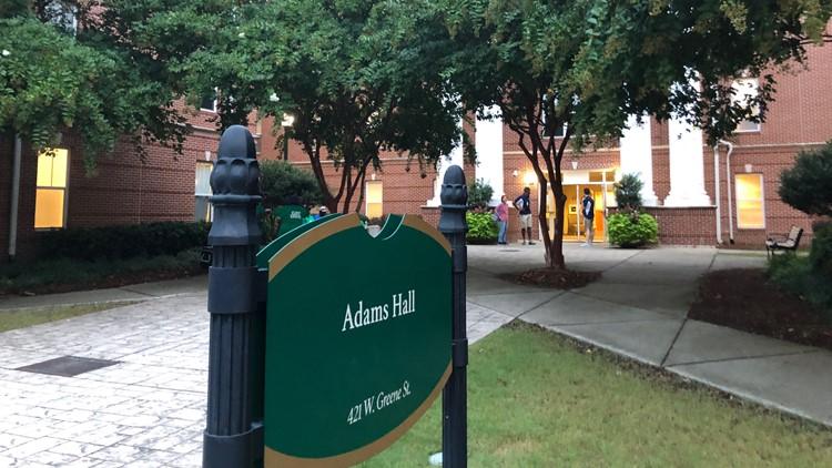 Georgia College Move-In Day 2019