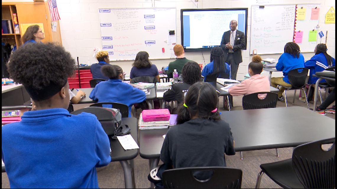 Peacing Together: Bibb school counselors train to identify students' emotional needs