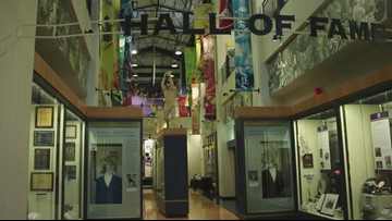 Just Curious: Why is Macon home to the Georgia Sports Hall of Fame?