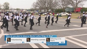 Dublin hosts 26th annual Martin Luther King, Jr. parade