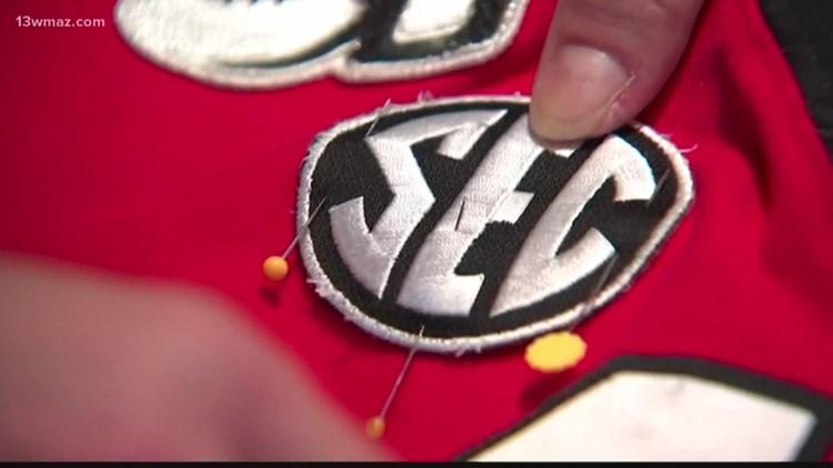Make it sew | Athens alterations shop repairs UGA's uniforms