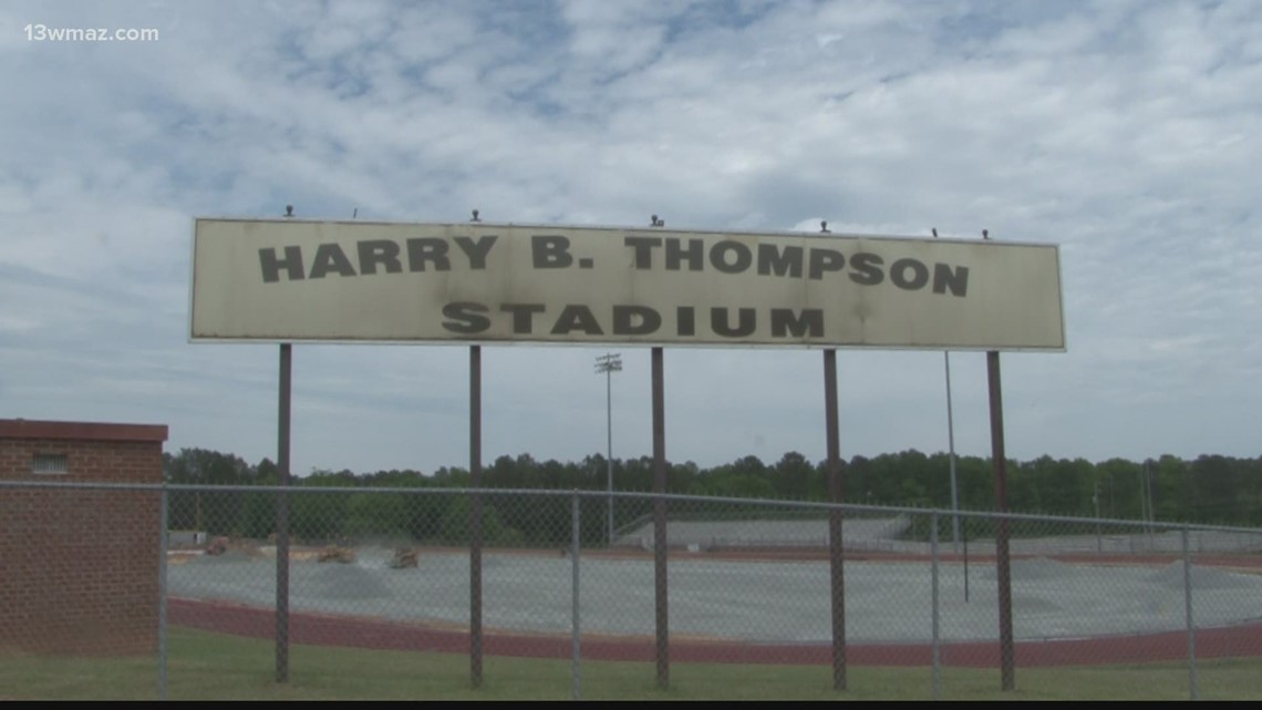 Macon's Thompson Stadium to be renovated by August