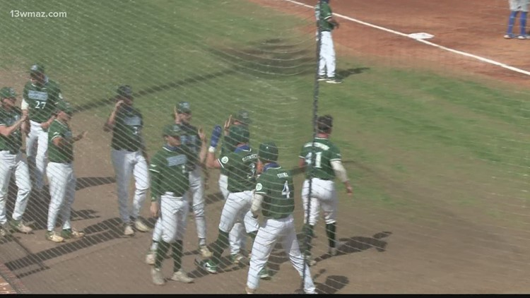 Georgia College baseball wins tight one over North Georgia