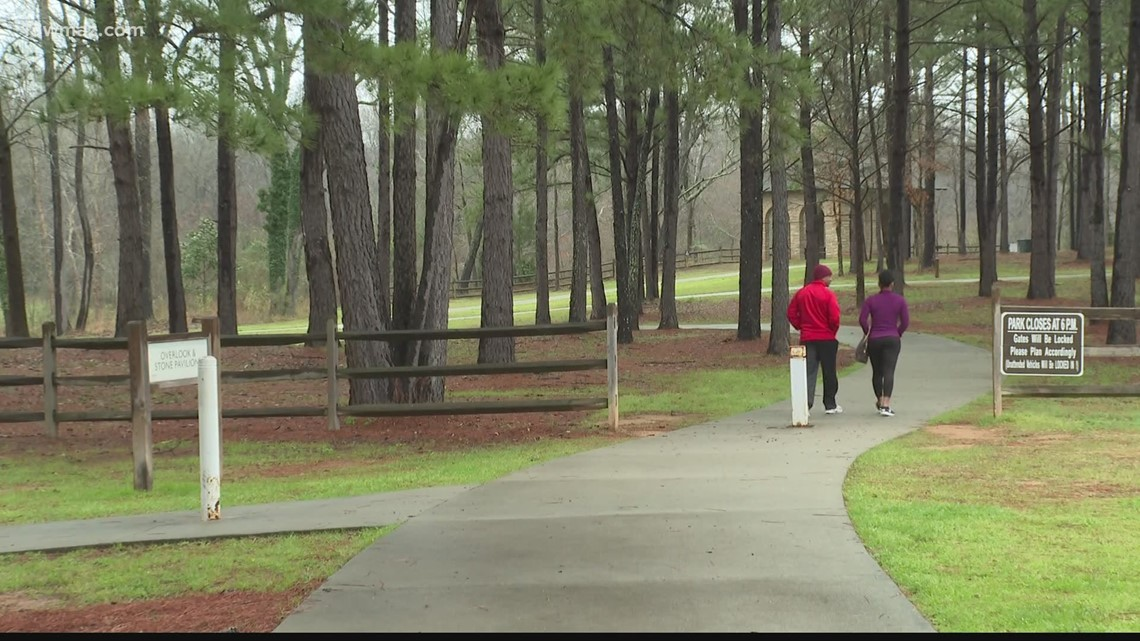 Amerson River Park to begin enforcing closing time Friday night