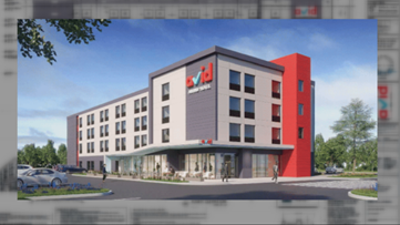 65 and counting: Macon to get yet another hotel