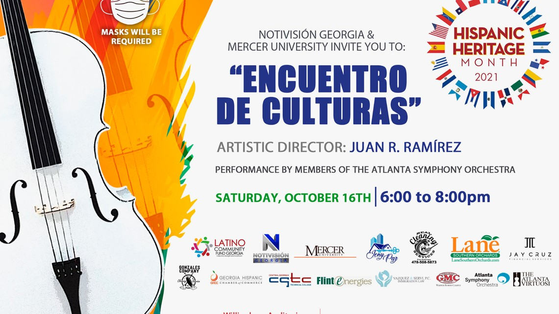It's Hispanic Heritage Month: Here's how you can celebrate in Central Georgia