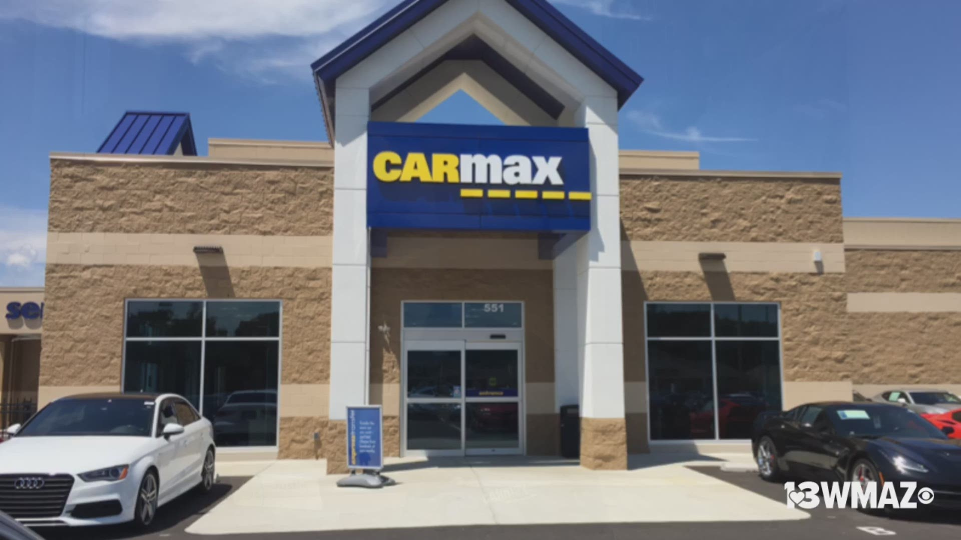 CarMax opens its first central Georgia location in Warner ...