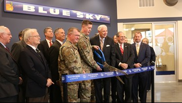 Robins Air Force Base opens new software lab in downtown Macon