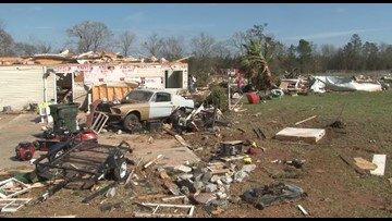 'Spin rotation of 115 mph:' EMA Director explains strength, path of Crawford Co. tornado
