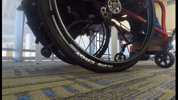 Rolling Hope foundation gives voice to people with spinal injuries