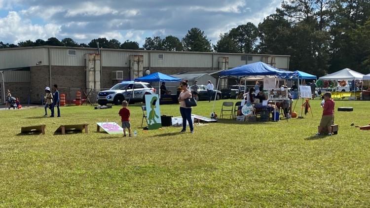 Monster Bash Fall Festival raises funds to end homelessness among women veterans