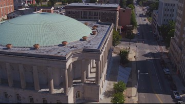 Macon City Auditorium to get repaired, upgraded roof