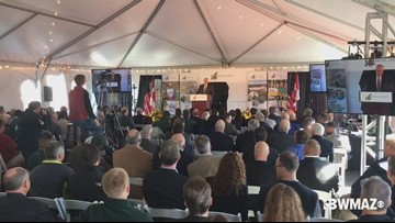 J.D. Irving Plant opening in Macon
