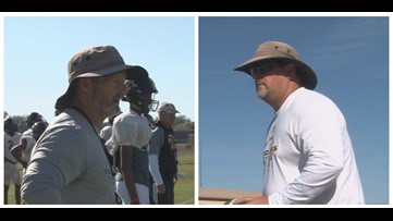 The Coaching Campbells: 2 brothers lead the Peach County Trojans