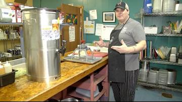 Cold weather comfort foods: Joe D's chili