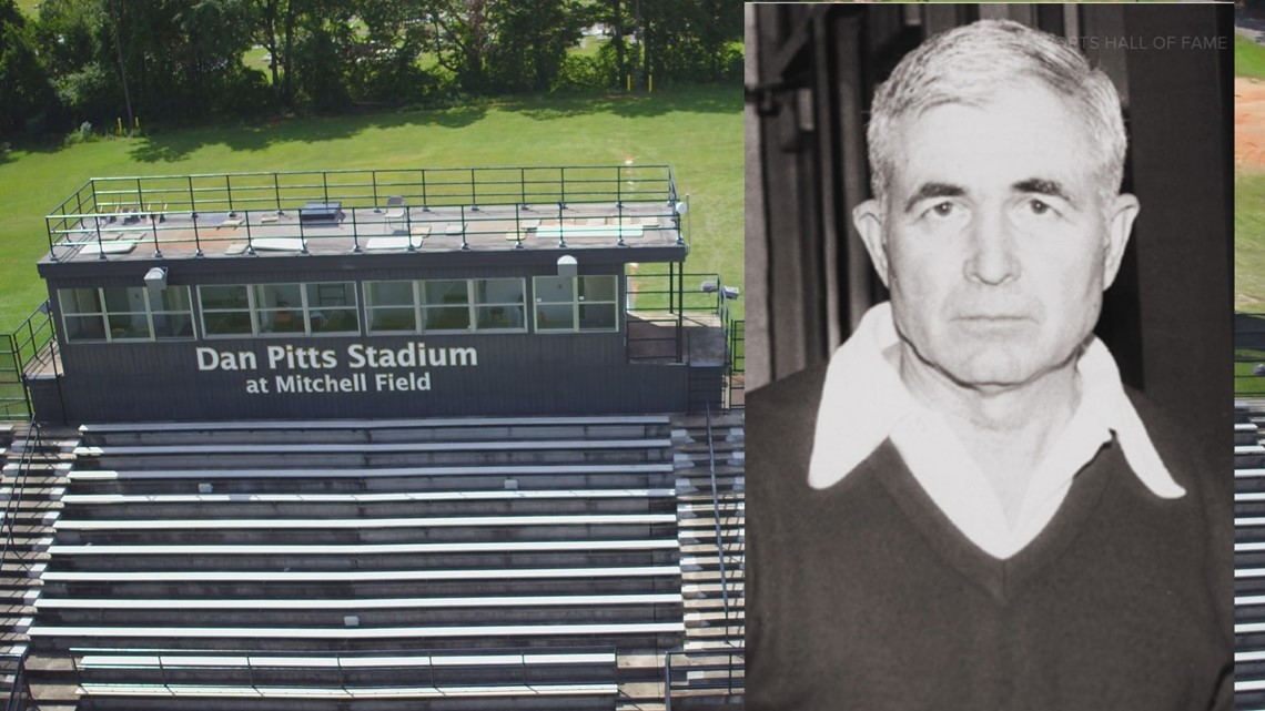 'Loved by everyone': Monroe County remembers legendary coach Dan Pitts