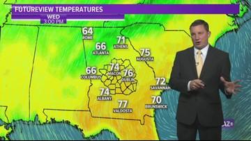 Ben's Tuesday Night Forecast