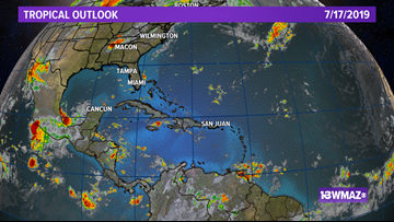 With Barry gone, what's next in the tropics?