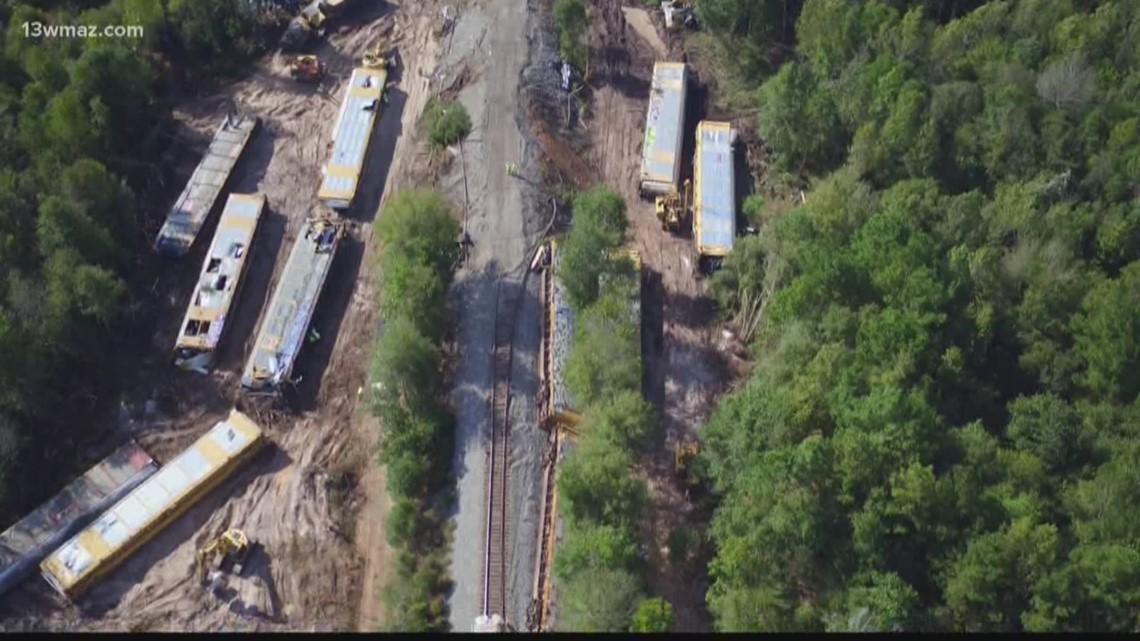 Houston County train wreck did $5 million-plus in damage, posed hazmat risk