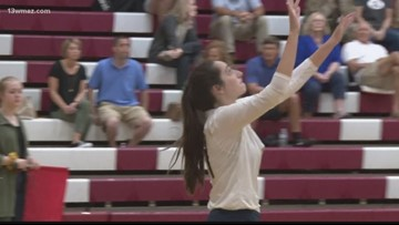 Athlete of the Week: Sydney Iuliucci