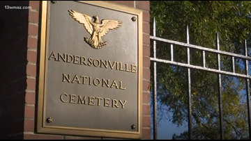 Andersonville National Cemetery to stay open during shutdown