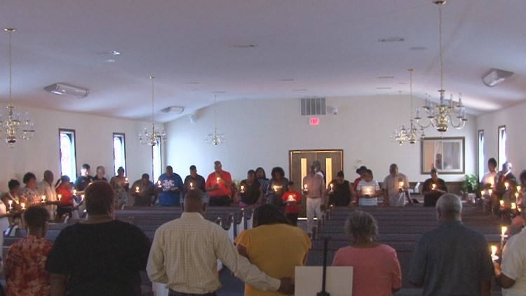 'I want him to come home:' Candlelight vigil held for missing Wilkinson County man