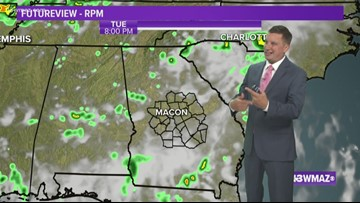 Ben's Tuesday Night Forecast