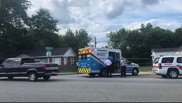 Woman in stable condition after Macon shooting