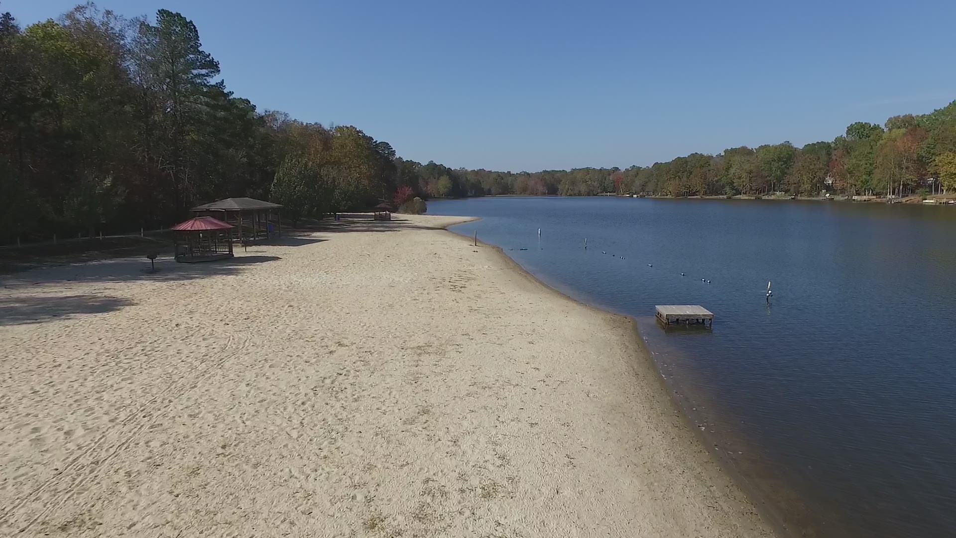 Drought affects Lake Wildwood water levels | 13wmaz.com
