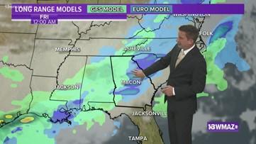 Ben's Monday Night Forecast