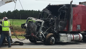 UPDATE: 2 killed in Wilkinson County wreck identified, 4 others