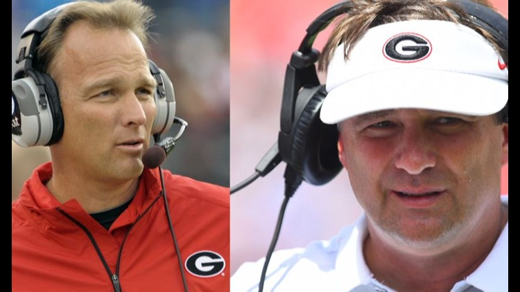 Smart and Richt produce nearly identical seasons after first 3 years at UGA