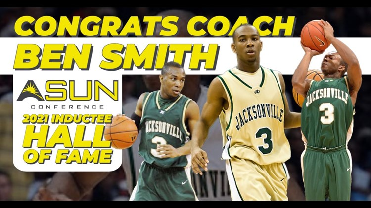 Dublin's Ben Smith to be inducted in A-Sun Hall of Fame