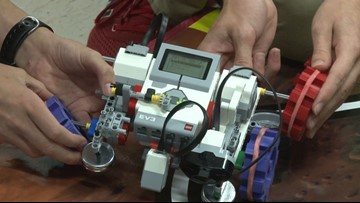 Teens traverse Mars at Museum of Aviation STEM summer camp